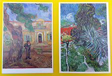 2 VAN GOGH Post Cards - Brand New