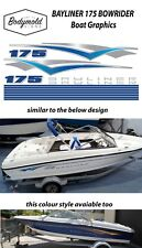 """Quintrex Freedom Boat Decals and Graphics /""""SPLITZ Kit/"""""""