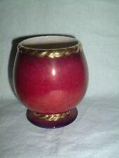 Carltonware Rouge Royale vase