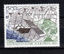 French Southern & Antarctic Territory Sc C95 NH SPOT Satellite