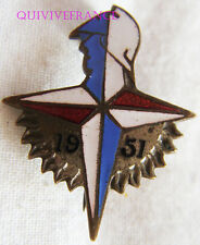 BG6475 - INSIGNE BADGE FESTIVAL OF BRITAIN 1951 LONDON EXHIBITION