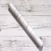 Contact Paper White Gray Wood Wallpaper Peel and Stick Self Adhesive  Wall Cover