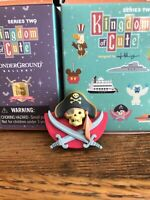 Disney Kingdom of Cute Series2 Pirates of the Caribbean Crest Vinylmation Figure