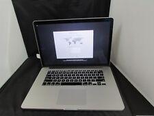 """Apple MacBook Pro MC976LL/A i7 2.6GHz 15"""" 8GB 512GB RETINA! (Mid-2012) GD8147"""