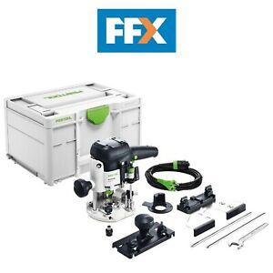 Festool 576195 OF1010 240V 1010W 1/4in Router in Systainer Carpeter Kitchen