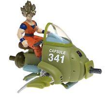 NIB DragonBall Z - Sky Bike #341 w/SS Goku Action Figure