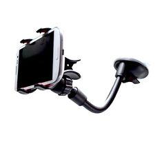 Portable 360° Car Phone Telephone Holder Suction GPS Navigation Holder Black New