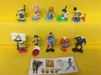 Komplettsatz Minions aus Diorama mit 1  BPZ Deutsch bitte lesen