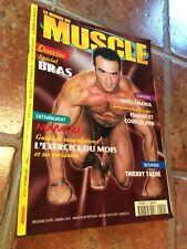 LE MONDE DU MUSCLE- N°214 - 2001  MUSCLE BUILDER- FITNESS - MONICA BRANT- TITUS