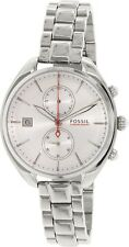 BRAND NEW FOSSIL LADIES' STAINLESS STEEL STRAP WATCH CH2975