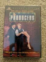 The Producers Deluxe Edition (2 DVD 2005) Mel Brooks, Zero Mostel, Gene Wilder