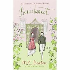 Daughters of Mannerling Banishment by M. C. Beaton NEW BOOK (Paperback, 2014)