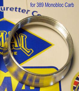 Ansaugtrichter für 389 Monobloc vergaser aluminium Air Tube genuine Amal 389/066