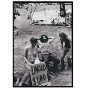 778 - Grateful Dead Acid Sale Photo Fridge Refrigerator Magnet