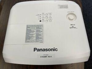 Panasonic PT-VX600 5500 Lumen LCD Projector