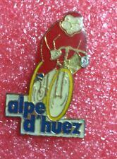 Pins TOURISME Ville Village ALPES D'HUEZ Marmotte a Vélo