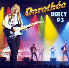 DOROTHEE Concert Bercy 93 -  23 titres live sur 2 CDs !