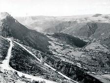 FLORAC c. 1960 - Vue vers le Tarn Lozère - DIV 3159