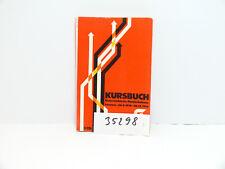 Kursbuch Austria 1974 Verano ÖBB