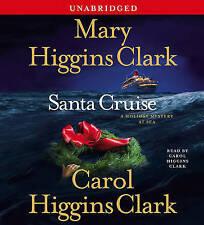 NEW Santa Cruise: A Holiday Mystery at Sea by Mary Higgins Clark