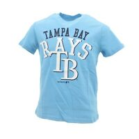 Tampa Bay Rays Official MLB Genuine Apparel Kids Youth Size T-Shirt New Tags