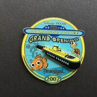 DLR Finding Nemo Submarine Voyage - Grand Opening 2007 LE 1000 Disney Pin 54804