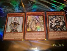 Maiden with Eyes of Blue + Master + Protector LDK2-ENK Yu-Gi-Oh!