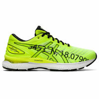 ASICS 1011A901 750 GEL NIMBUS 22 Safty Yellow Safty Yellow Men's Running Shoes