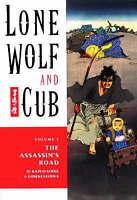 Lone Wolf and Cub: Volume 1: Assassin's Road 2000 Dark Horse Manga English