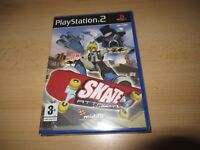 Skate Attack - PlayStation 2 PS2 - New & Sealed pal version