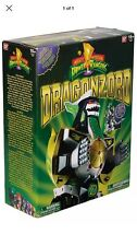 Brand New Power Rangers Legacy Dragonzord Sealed