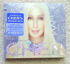 Cher's Biggest Hits Special Farewell Edition as Seen on TV  - New Sealed CD