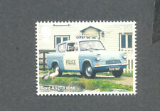 Ford Anglia-Police Car -Cars transport Great Britain single mnh