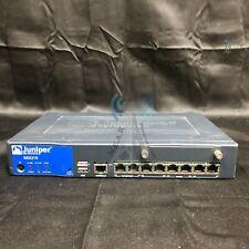 Juniper Networks, Srx210Be, Services Gateway *Ku010720*