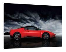 Lotus Évora 30x20 pulgadas lienzo-Impresión Pared Arte enmarcado cuadro