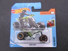 HOT WHEELS 2018 229/365 QUAD ROD NEW ON CARD