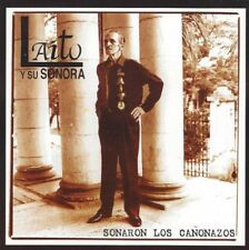 Laito Y Su Sonora (Laito Sureda) - Sonaron Los Canonazos - CD Album, 13 Tracks