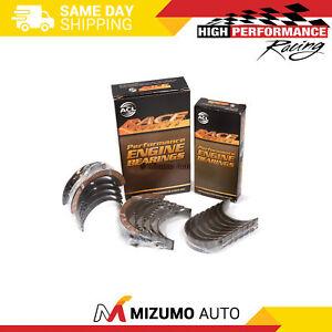 ACL 5M1913HX-STD Race Main Bearings Honda F20C F20C1 F22C F22C1 S2000 AP1 AP2