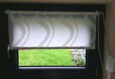 Scheiben Fenster Rollo Jalousie     66 cm breit  und  150 cm lang   ohne bohren