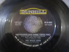 The Brass Ring, The Phoenix Love Theme / Lightening Bug