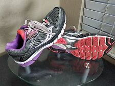 Saucony Ride 6 Womens Size 6.5 Silver / White / Purple Running Shoes