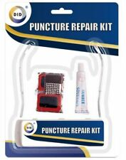 Puncture Repair Kit Bicycle Cycle Tyre Inner Bike Tube Patch Lever Glue