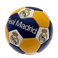 Real Madrid F.c. Nuskin Football Size 3  Pvc Football Signature Design Size 3