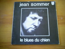 JEAN SOMMER Le blues du chien LP PHILIPS 1977