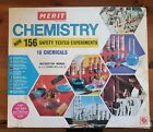 Vintage Merit Chemistry Set No. 2 Original Box Near Complete Educational Kit