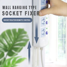 Insert Type I-shaped Socket Fixer Removable Wall Hanging Type Fixer Creative