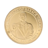 U.S. President Obama White House Commemorative Coin Art Collection Non`currency`