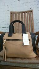 Black And Beige Ladies Bag By Camaieu £7.99 Free p&p