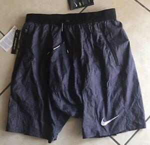 Nike Running Devision Flex Stride Elevate 2 In1 Men Shorts 928467 081 M gridiron