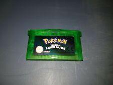 Nintendo Game Boy Advance GBA DS ;; POKEMON VERSION EMERAUDE